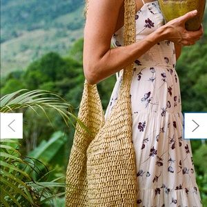 Urban Outfitters Straw Bag